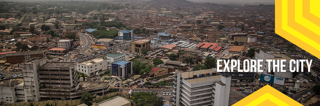 Explore the city of Ibadan